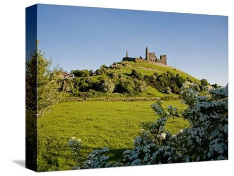 Rock of Cashel, 4Th-12th Century Monastic Stronghold, Cashel, County Tipperary, Ireland--Stretched Canvas Print
