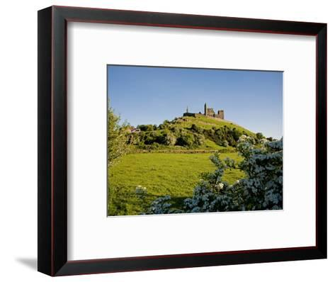 Rock of Cashel, 4Th-12th Century Monastic Stronghold, Cashel, County Tipperary, Ireland--Framed Art Print