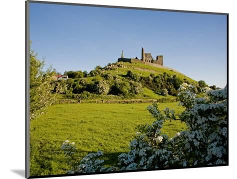 Rock of Cashel, 4Th-12th Century Monastic Stronghold, Cashel, County Tipperary, Ireland--Mounted Photographic Print