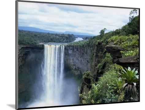 Kaieteur Falls, Guyana, South America-Robert Cundy-Mounted Photographic Print
