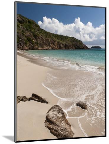 Anse de Grande Saline Beach, St. Barthelemy, West Indies, Caribbean, Central America-Sergio Pitamitz-Mounted Photographic Print