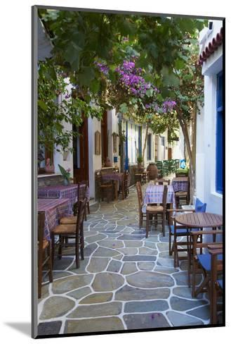 Driopida, Ancient Village, Kythnos, Cyclades, Greek Islands, Greece, Europe-Tuul-Mounted Photographic Print