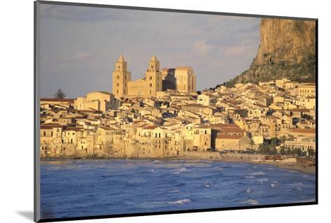 Cefalu, Palermo District, Sicily, Italy, Mediterranean, Europe-Bruno Morandi-Mounted Photographic Print