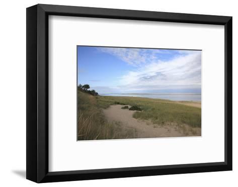 Chatham Lighthouse Beach, Chatham, Cape Cod, Massachusetts, New England, Usa-Wendy Connett-Framed Art Print
