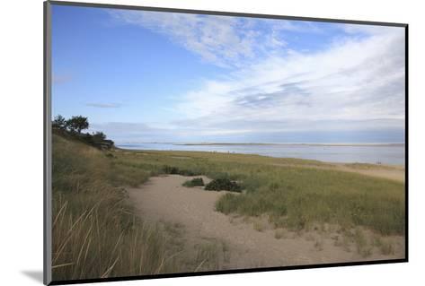 Chatham Lighthouse Beach, Chatham, Cape Cod, Massachusetts, New England, Usa-Wendy Connett-Mounted Photographic Print
