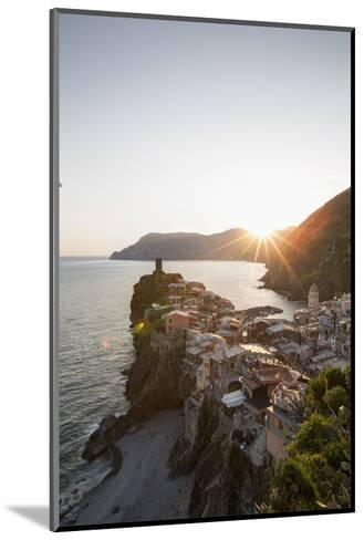 Vernazza, Cinque Terre, UNESCO World Heritage Site, Liguria, Italy, Europe-Gavin Hellier-Mounted Photographic Print