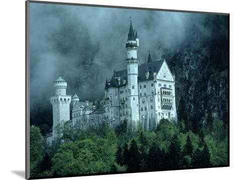 Castle, Neuschwanstein, Germany-Arnie Rosner-Mounted Photographic Print