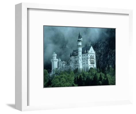 Castle, Neuschwanstein, Germany-Arnie Rosner-Framed Art Print