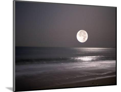 Full Moon-Mitch Diamond-Mounted Photographic Print