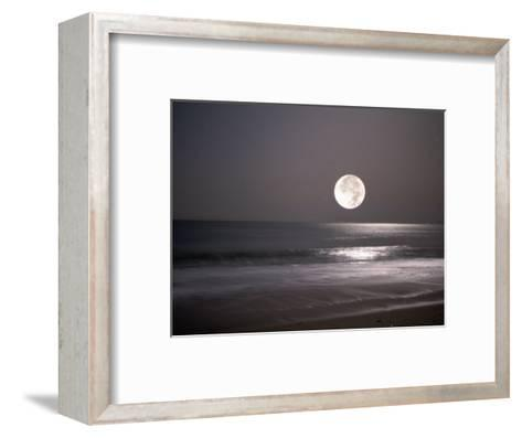 Full Moon-Mitch Diamond-Framed Art Print