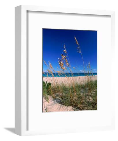 Grace Bay Beach, Turks & Caicos Islands-Timothy O'Keefe-Framed Art Print