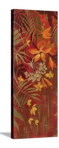 Exotic Flowers I-Silvia Vassileva-Stretched Canvas Print