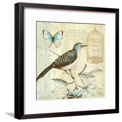 Freedom I-Lisa Audit-Framed Art Print