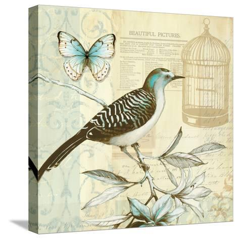 Freedom I-Lisa Audit-Stretched Canvas Print