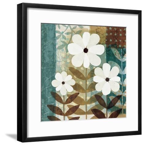 Floral Dream II Wag-Michael Mullan-Framed Art Print