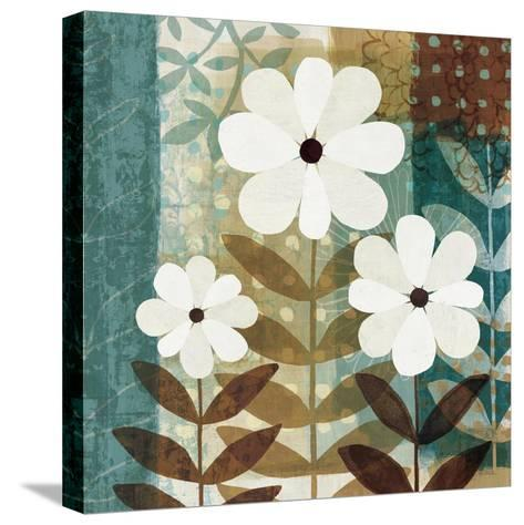 Floral Dream II Wag-Michael Mullan-Stretched Canvas Print
