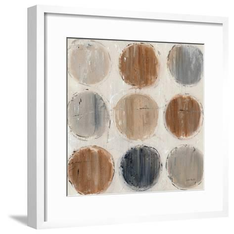 Abstract Balance VIII-Lisa Audit-Framed Art Print