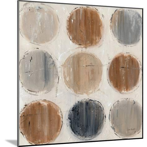 Abstract Balance VIII-Lisa Audit-Mounted Art Print