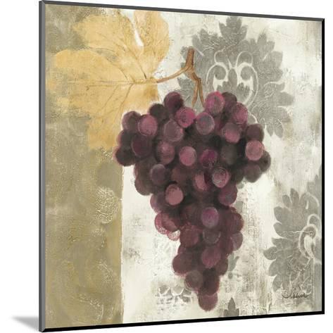 Acanthus and Paisley with Grapes I-Albena Hristova-Mounted Art Print