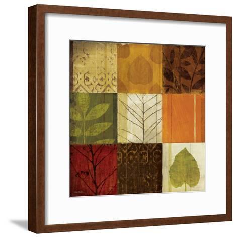 Nature's Elements II-Mo Mullan-Framed Art Print
