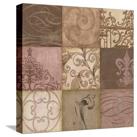 Seville Dusty II-Daphne Brissonnet-Stretched Canvas Print