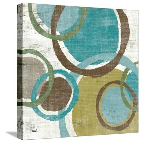 Vintage Bubbles I-Moira Hershey-Stretched Canvas Print