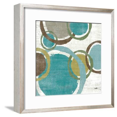 Vintage Bubbles II-Moira Hershey-Framed Art Print