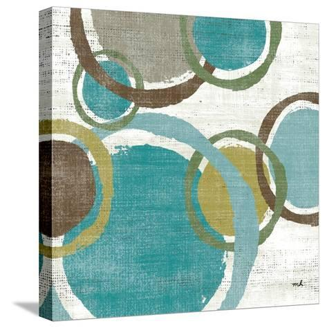 Vintage Bubbles II-Moira Hershey-Stretched Canvas Print