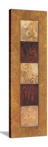 Cobblestone II-Avery Tillmon-Stretched Canvas Print