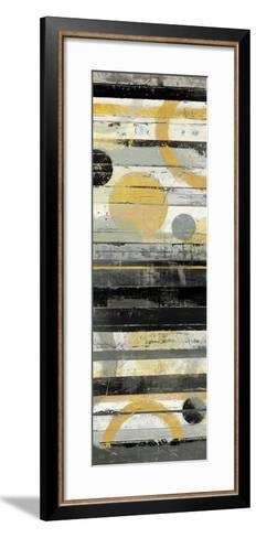 Yellow Zephyr Panel-Mike Schick-Framed Art Print