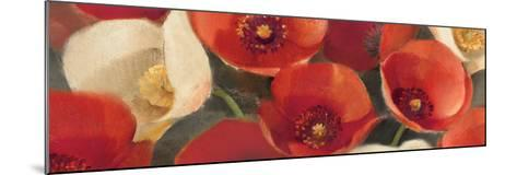 Poppies Bloom I-Albena Hristova-Mounted Premium Giclee Print