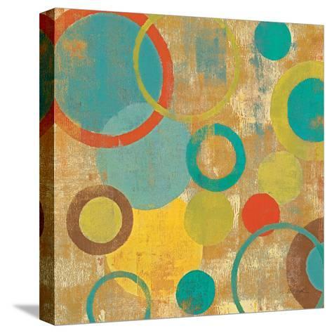 Kaleidoscope II-Silvia Vassileva-Stretched Canvas Print