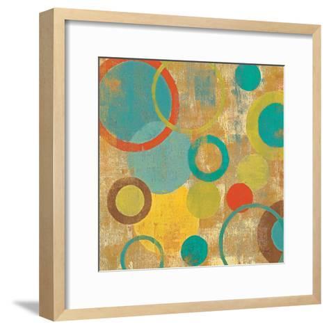 Kaleidoscope II-Silvia Vassileva-Framed Art Print