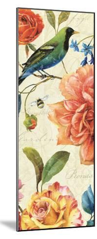 Rainbow Garden VI-Lisa Audit-Mounted Premium Giclee Print