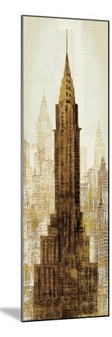 Lexington at 42nd-Avery Tillmon-Mounted Premium Giclee Print