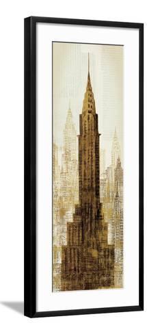 Lexington at 42nd-Avery Tillmon-Framed Art Print