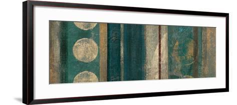 Bora Blue-Roque Silva-Framed Art Print