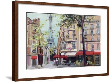 Springtime in Paris-Hageman Marilyn-Framed Art Print