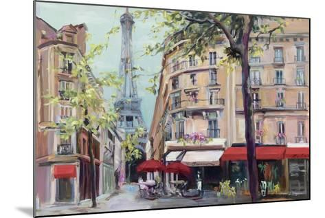 Springtime in Paris-Hageman Marilyn-Mounted Premium Giclee Print