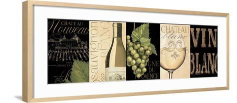 Chateau Nouveau Panel II-Marco Fabiano-Framed Art Print