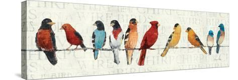 The Usual Suspects-Avery Tillmon-Stretched Canvas Print