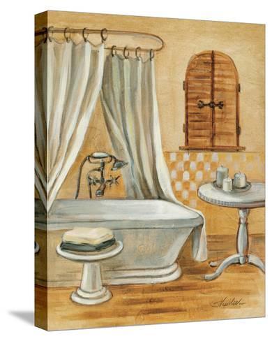 Light Bath I--Stretched Canvas Print