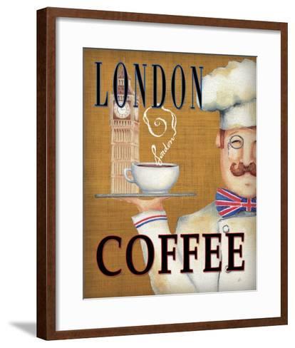 Worlds Best Chef III-Daphne Brissonnet-Framed Art Print