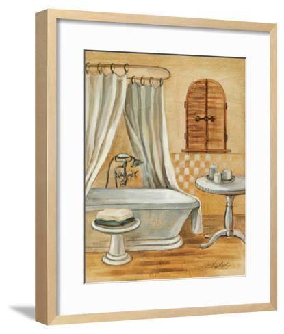Light Bath I--Framed Art Print