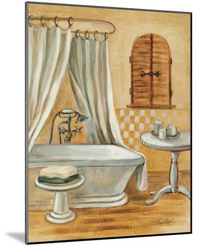 Light Bath I--Mounted Art Print
