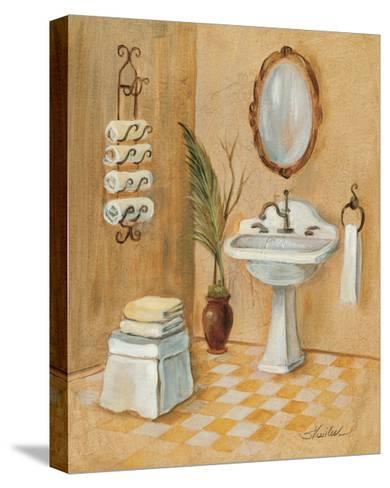 Light Bath II--Stretched Canvas Print