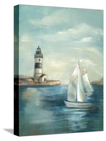Northeastern Breeze I--Stretched Canvas Print