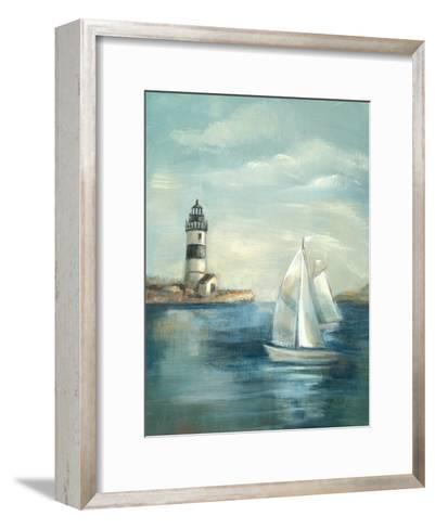 Northeastern Breeze I--Framed Art Print