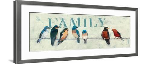 The Usual Suspects Panel III-Avery Tillmon-Framed Art Print