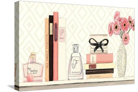 Parfum Chic II-Marco Fabiano-Stretched Canvas Print